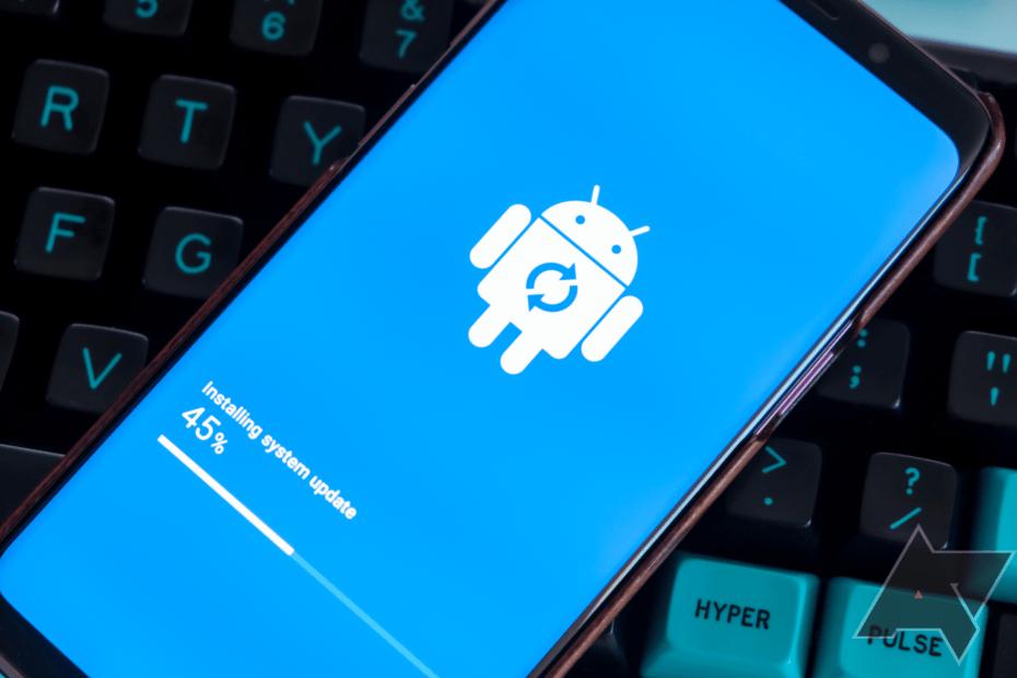 Android pas de mises à jour