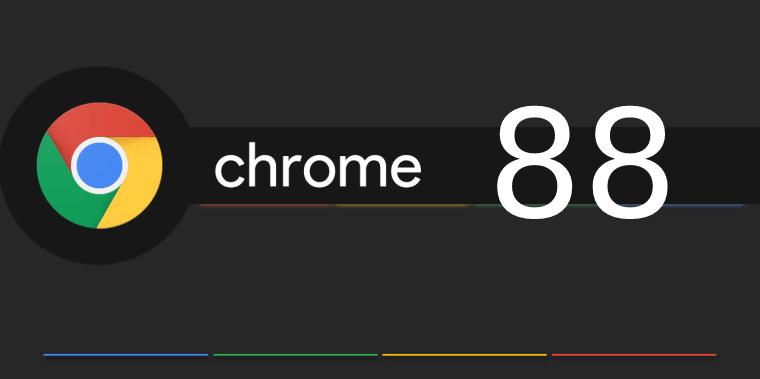 Chrome88-fonctionnalité