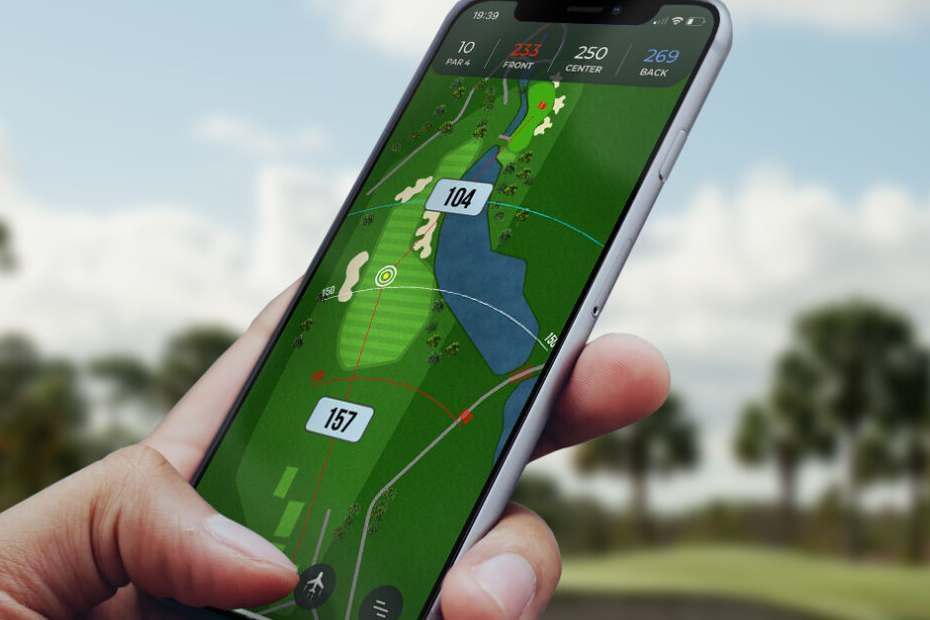 5 app golf android